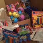 Easter basket donations!