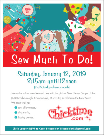 Chicktime-january