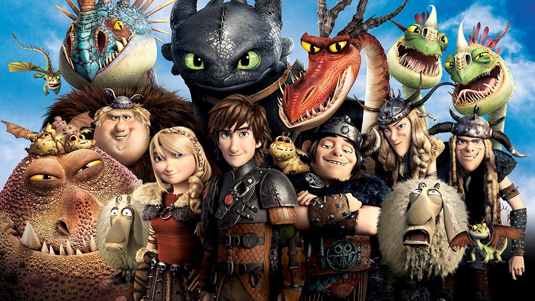 How To Train Your Dragon 2 2 Chicktime