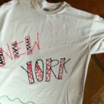Painted T Shirts (2)