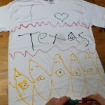 Painted T Shirts (3)
