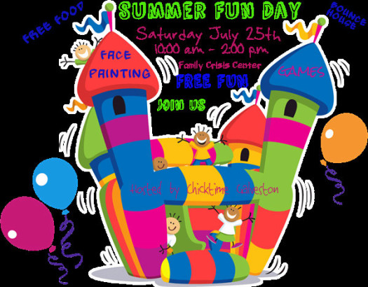 Summer Fun Day Flyer