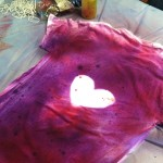 Tie Die T Shirt Girls (4)