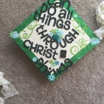 We will be making these fun graduation caps