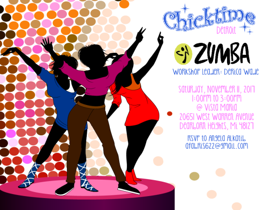 Zumba Time! - Chicktime